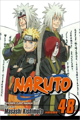 Naruto, Volume 48: The Cheering Village
