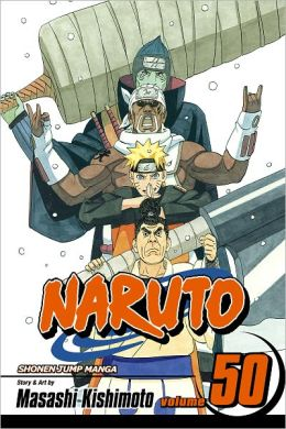 Naruto, Volume 50: Water Prison Death Match