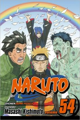 Naruto, Volume 54: Viaduct to Peace