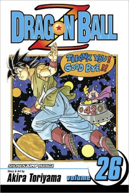 Dragon Ball Z, Volume 26: Goodbye, Dragon World