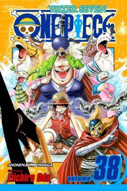 One Piece, Vol. 38: Rocketman!!