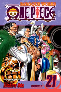 One Piece, Volume 21: Utopia