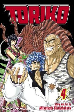 Toriko, Volume 4: Sunny!!