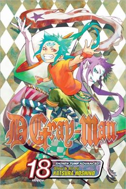 D.Gray-man, Volume 18: Theif? Ghost? Innocense?
