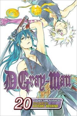 D.Gray-man, Vol. 20: The Voice of Judah
