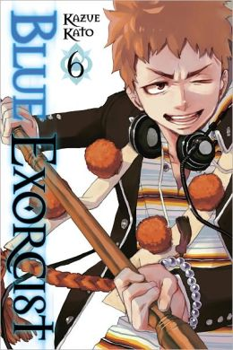 Blue Exorcist, Vol. 6
