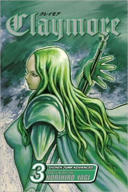 Claymore, Volume 3: Teresa of the Faint Smile