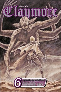 Claymore, Volume 6: The Endless Gravestones