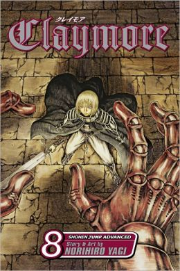 Claymore, Volume 8: The Witch's Maw
