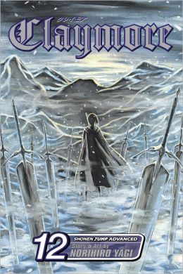 Claymore, Volume 12: The Souls of the Fallen