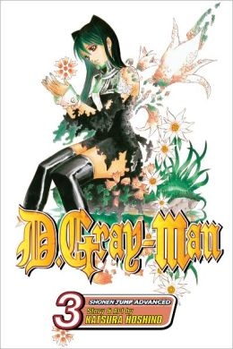 D.Gray-man, Volume 3: The Rewinding City