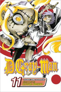D.Gray-man, Volume 11: Fight to the Debt