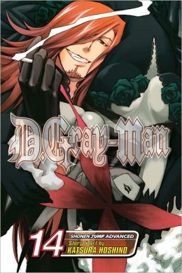 D.Gray-man, Vol. 14: Song of the Ark