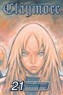 Claymore, Volume 21