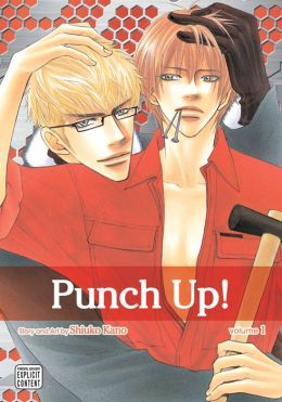 Punch Up! , Vol. 1 (Yaoi Manga)
