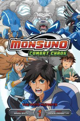 Monsuno, Vol. 1: The Moto Mutants