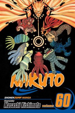 Naruto, Volume 60: Eyes That See in the Dark