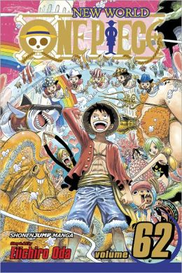 One Piece, Volume 62