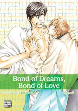 Bond of Dreams, Bond of Love, Vol. 3