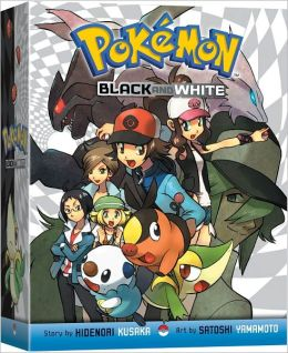 Pokémon Black and White Box Set