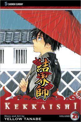 Kekkaishi, Volume 21