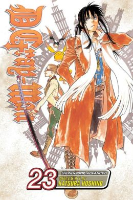 D.Gray-man, Volume 23