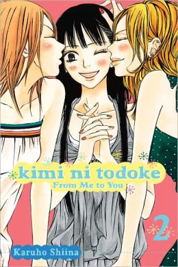 Kimi ni Todoke: From Me to You, Volume 2