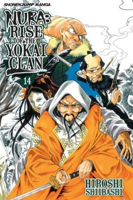 Nura: Rise of the Yokai Clan, Volume 14: Nijo Castle