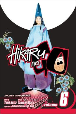 Hikaru no Go, Volume 6
