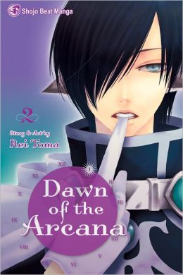 Dawn of the Arcana, Volume 2