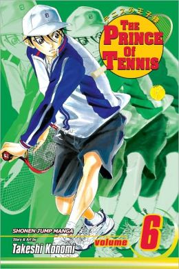 The Prince of Tennis, Volume 6