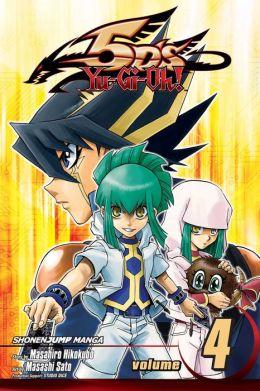 Yu-Gi-Oh! 5D's, Volume 4