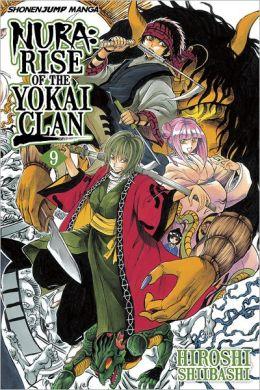 Nura: Rise of the Yokai Clan, Volume 9