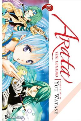 Arata: The Legend, Volume 10