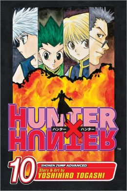 Hunter x Hunter, Vol. 10: Fakes, Swindles, and the Old Switchheroo