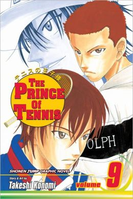 The Prince of Tennis, Volume 9