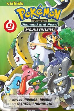 Pokemon Adventures: Diamond and Pearl/Platinum, Volume 9