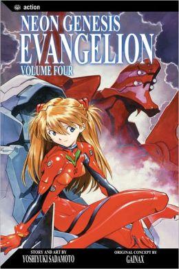Neon Genesis Evangelion, Volume 4