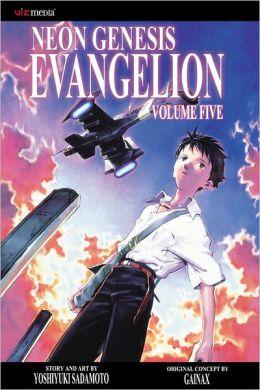 Neon Genesis Evangelion, Volume 5