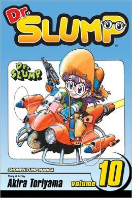 Dr. Slump, Volume 10