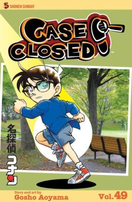 Case Closed, Volume 49