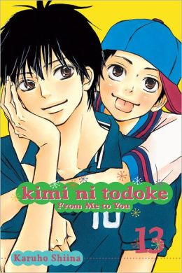 Kimi ni Todoke: From Me to You, Volume 13