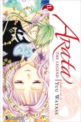 Arata: The Legend, Volume 11
