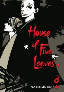 House of Five Leaves, Volume 8