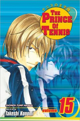 The Prince of Tennis, Volume 15