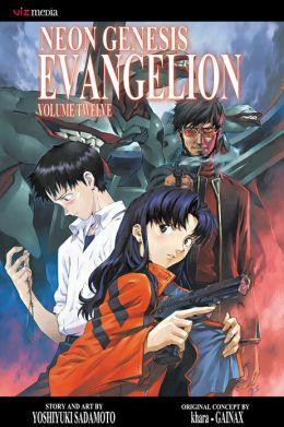 Neon Genesis Evangelion, Volume 12