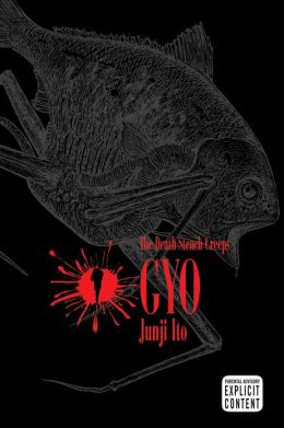 Gyo, Volume 1: The Death-Stench Creeps