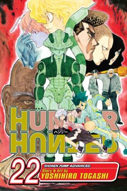 Hunter x Hunter, Vol. 22: 8: Part 1