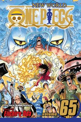 One Piece, Volume 65