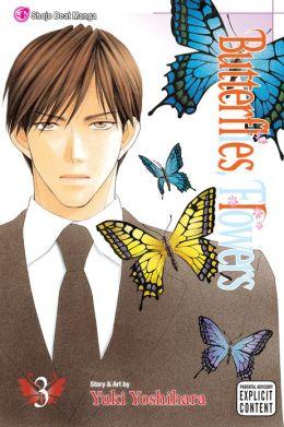 Butterflies, Flowers, Volume 3
